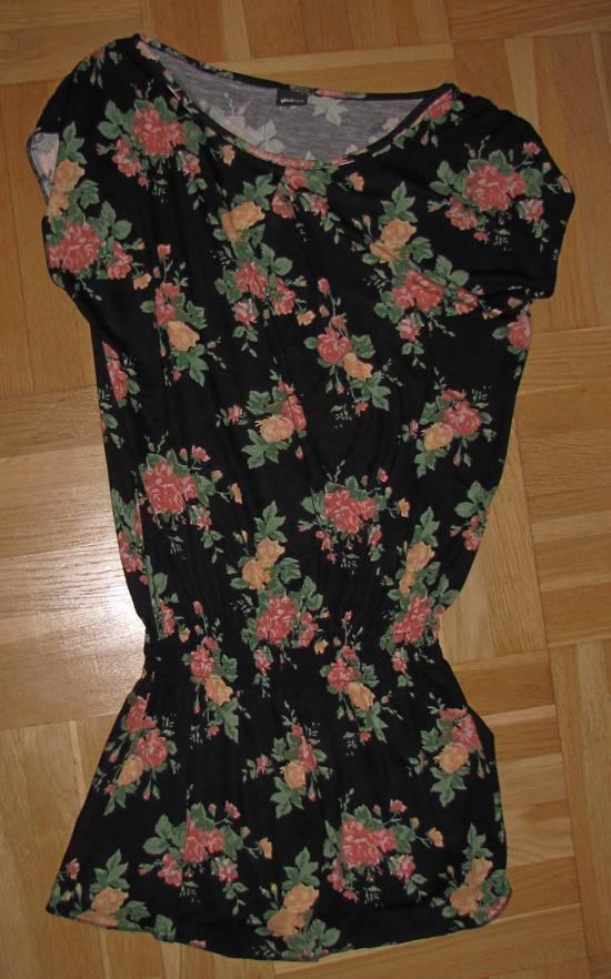 tunika-blommig